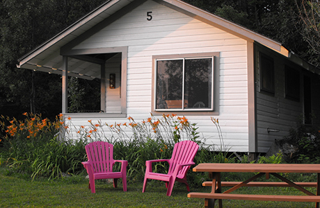 Cabin rental on lake willoughby 2 bedroom cabin the for Lake willoughby cabins